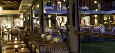 metis romantic restaurant bali