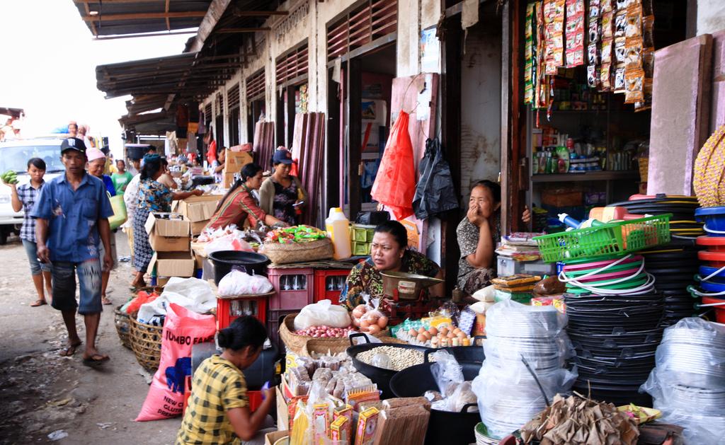 Bali economics