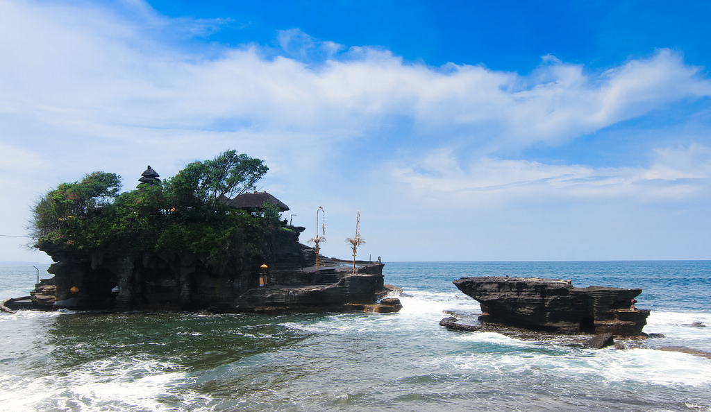 """""""Where is Bali?"""" A common question for the everyday tourist."""