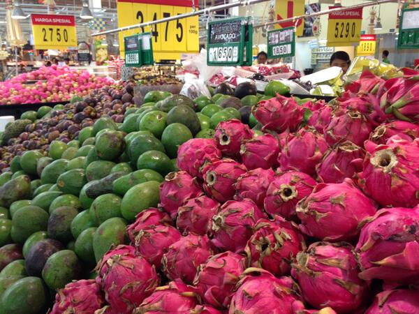 bali fruits photo by Carrefour Indonesia