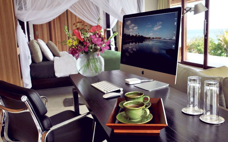 Bulung Daya home office bali luxury