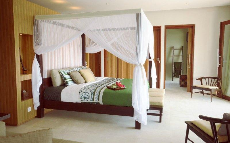 Bulung daya bed room bali villa