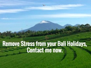 plan your Bali holidays