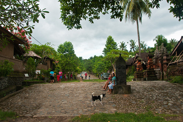 In Tenganan village | © Graeme Churchard/Flickr