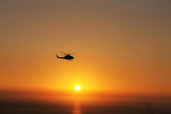 helicopter bali experience