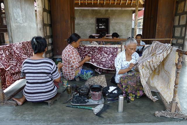 Batik | © Stephen Kennedy/Flickr