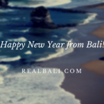 Happy New Year from Bali!