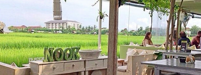 Top Things to do in Umalas Bali - Nook Restaurant